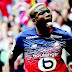 Osimhen is a complete striker, says Lille coach