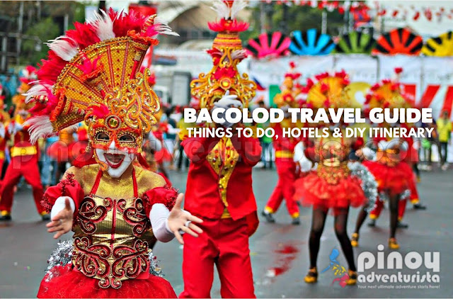 BACOLOD TRAVEL GUIDE BLOGS with DIY Itinerary, THINGS TO DO, Tourist Spots Attractions, Hotel recommendations