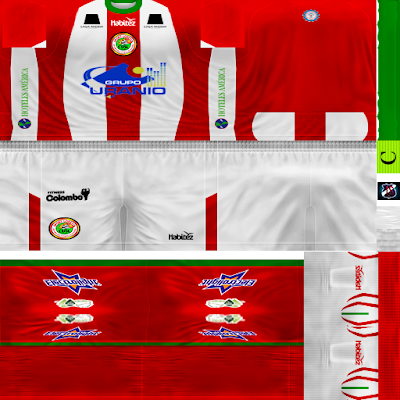 PES 6 Kits CD Sport Loreto Season 2017/2018 by JeremySvr