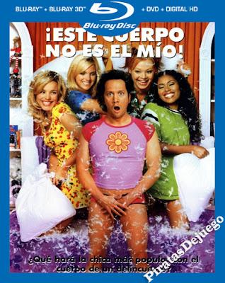 Este Cuerpo No Es Mío (2002) HD 1080p Latino