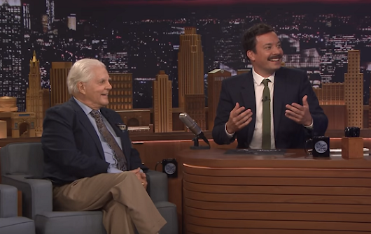 Watch 'Days of our Lives' Legend Bill Hayes on 'The Tonight Show Starring Jimmy Fallon'