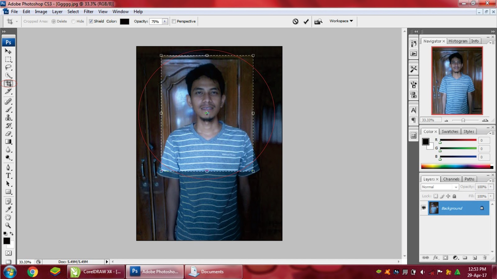 35+ Ide Cara Ganti Background Foto Corel Draw X4 - Cosy ...