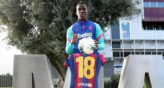 Birthday boy Ilaix Moriba shares his Barcelona first-team experience
