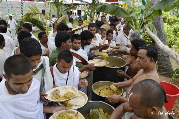 Adhik Maas Annadanam