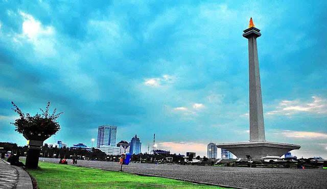 Tugu Monas, Wisata Sejarah dan Edukasi Paling Menarik Di Jakarta