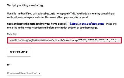 G Suite-copy-metatag-htmlcode