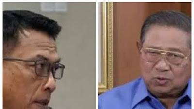 Merasa Ditekan SBY, Moeldoko Ancam Serang Balik