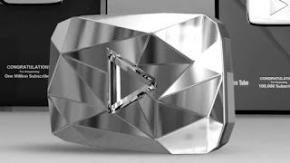 Diamond YouTube Play Button