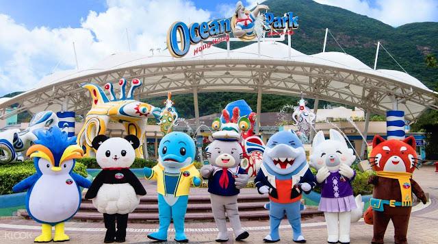 Panduan Berlibur serta Harga Tiket Ocean Park Hong Kong