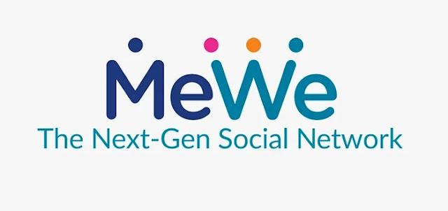 تحميل تطبيق MeWe apk مي وي بديل تطبيق الفايسبوك للاندرويد و الايفون من الموقع الرسمي