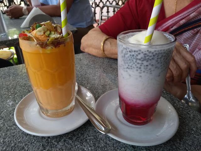 Heat, Summer, Falooda