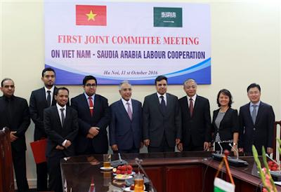 Tăng cường quan hệ hợp tác trong lĩnh vực XKLĐ giữa Việt Nam - Ả rập Xê út