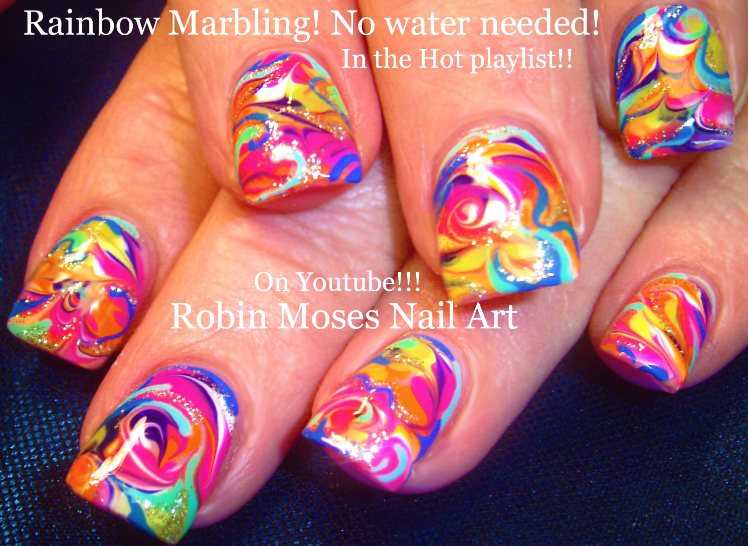 Nail Art by Robin Moses: January 2016