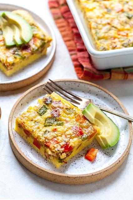 10 healthy breakfast ideas egg casserole bake