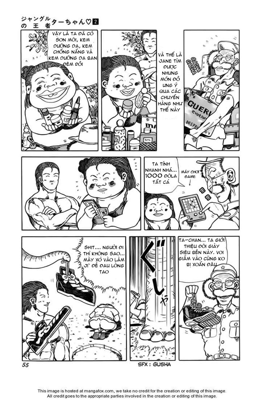 Chúa rừng Ta-chan chapter 23 trang 7