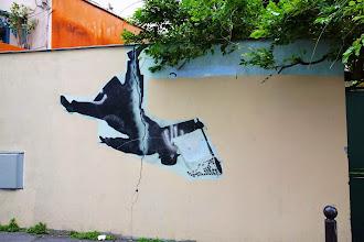 Sunday Street Art : Nemo - rue de la Duée - Paris 20