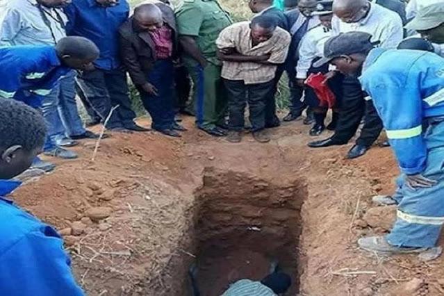Berusaha Tiru Yesus yang Bangkit 3 Hari Setelah Mati, Pendeta Ini Tewas Dikubur Hidup-hidup