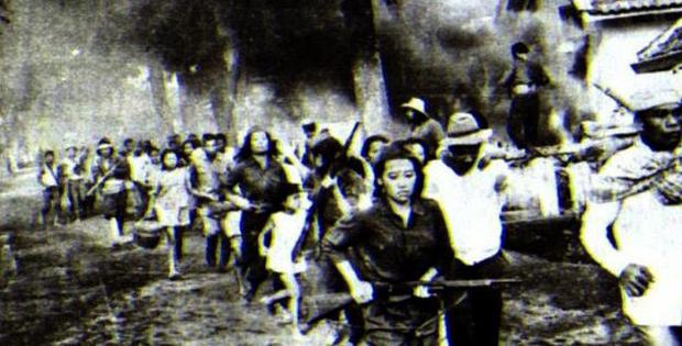 Sejarah Bandung Lautan Api
