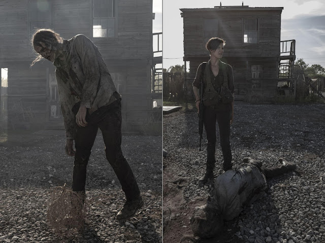 Fear The Walking Dead - 5x16 - End of the Line