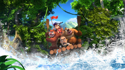 As Aventuras de Boonie Bears - Divulgação