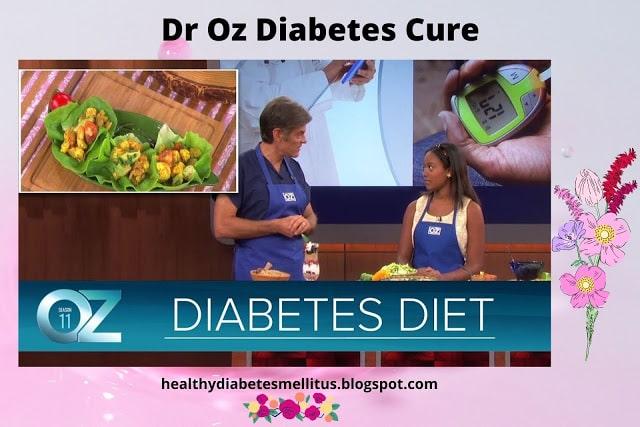 Dr Oz Diabetes Cure