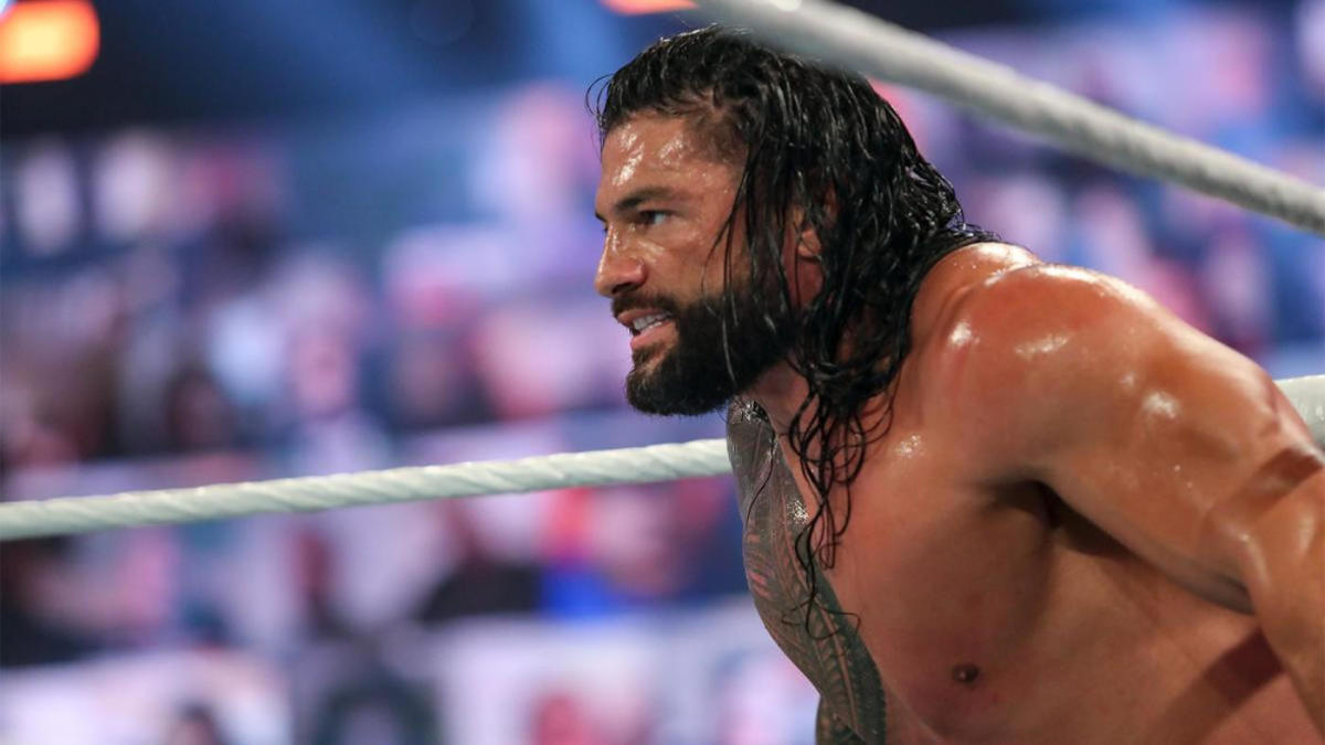 Roman Reigns barrou a estreia de Damien Priest no WWE SmackDown