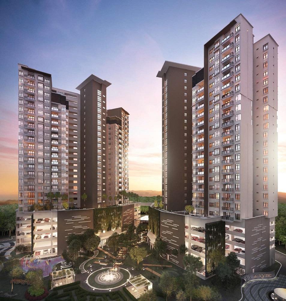 Condominium: The Vyne Condominium