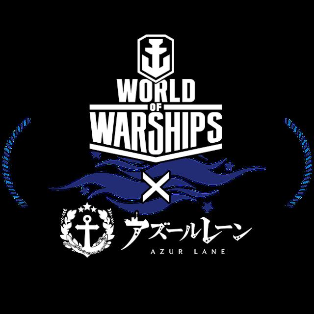 Azur Lane World of Warships