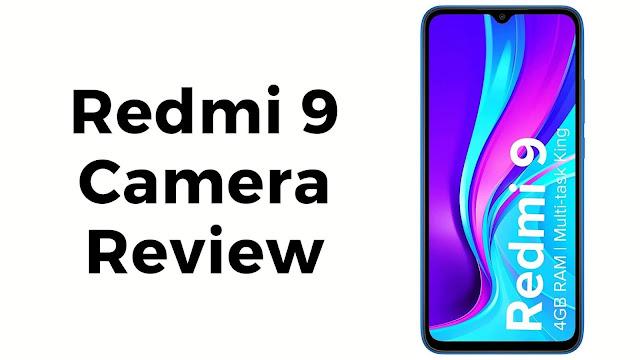 redmi 9 camera review