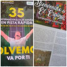 """Bienvenido a El Espinar, """"un evento continuo"""""""