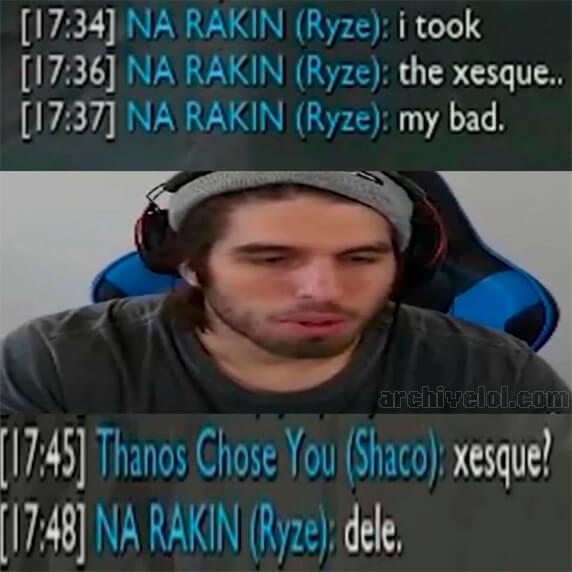 Rakin ensina como trollar gringos