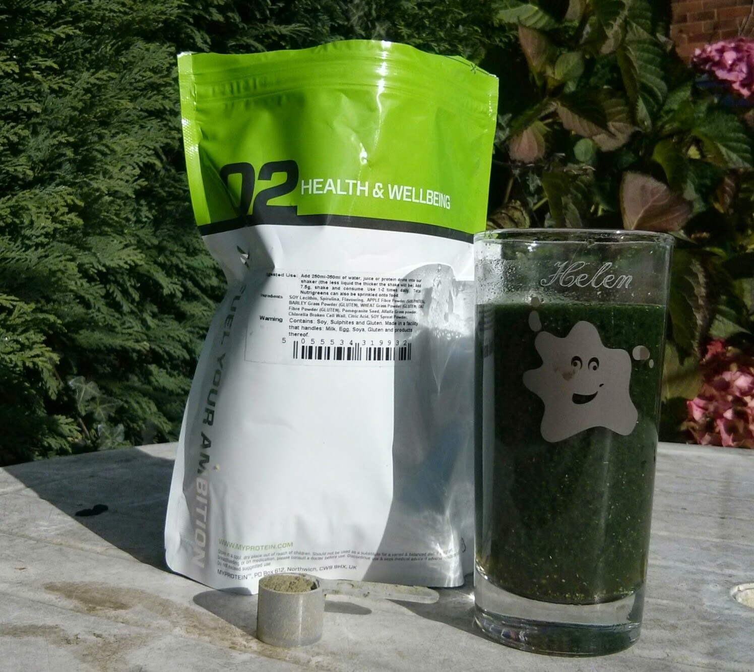 Tropical Total Nutri-Greens, My Protein*