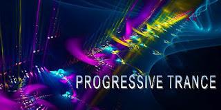 Progressive trance zenék
