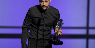 Larry Elder:  Jesse Williams' Rant--Media Didn't Fact-Check His Lies