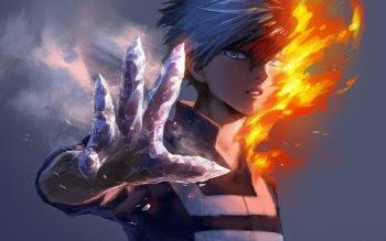 Todoroki My Hero Academia