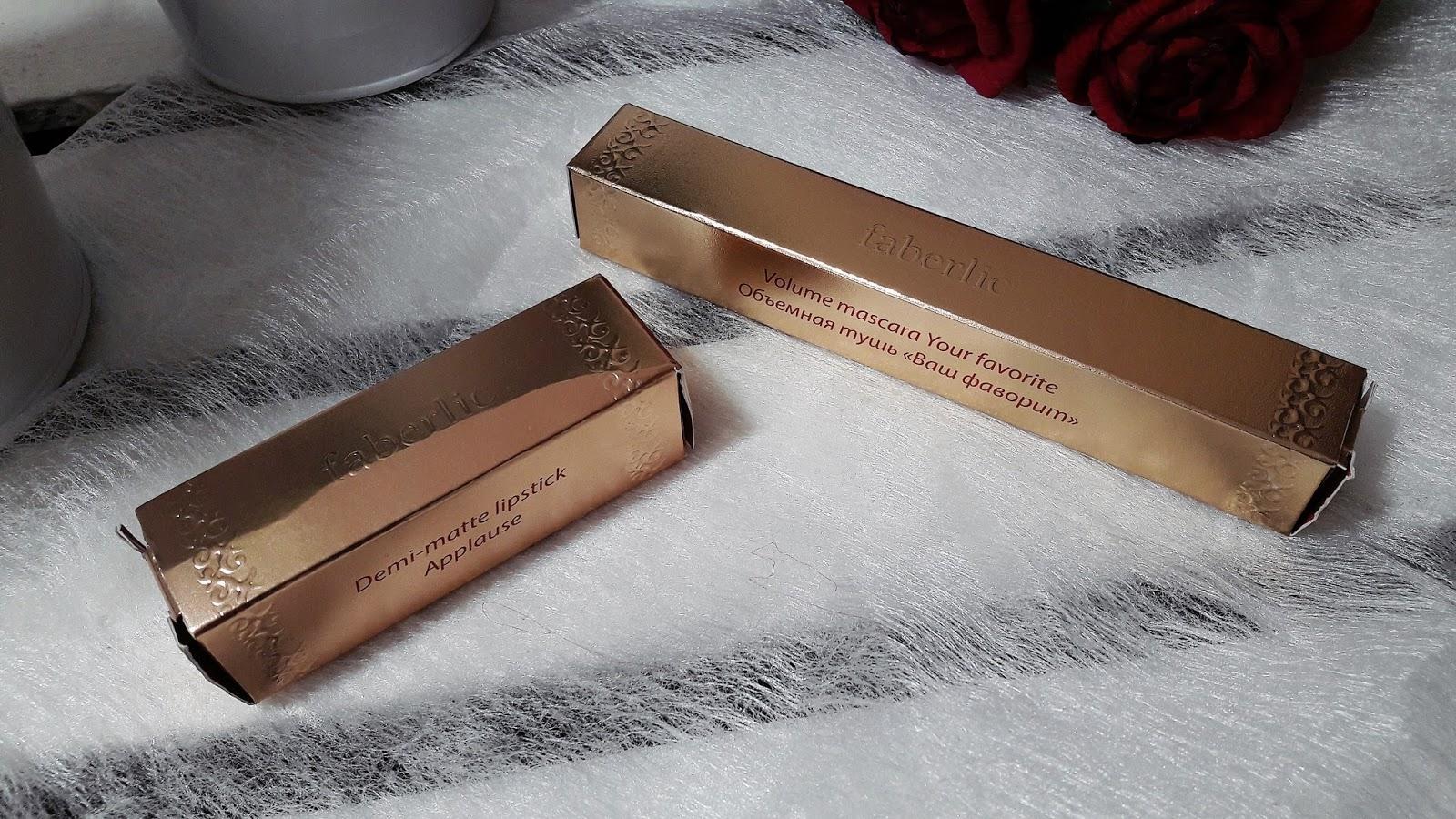 Kosmetyki od Faberlic