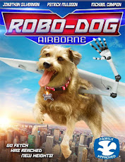 pelicula Robo Dog: Airborne (2017)