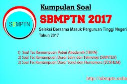 Download Soal dan Pembahasan SBMPTN 2017 Naskah Asli Lengkap
