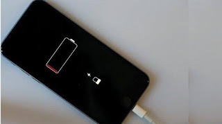 menjaga tingkat ratio 40 % sampai 80 % pada saat mengisi baterai hp