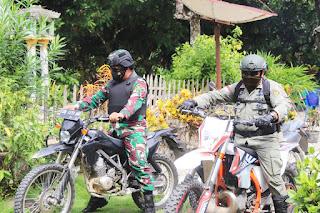 Kapolda Sulteng Beri Arahan Ke Perwira yang terlibat Ops Madago Raya