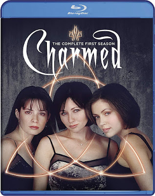 Charmed Complete First Season Blu Ray
