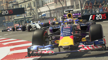Free Download F1 2015 PC Game Full Version