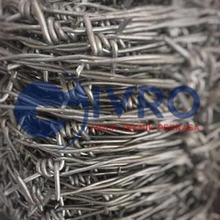 Kegunaan & Keuntungan Kawat Duri Galvanis