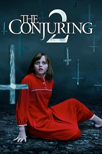 The Conjuring 2 2016 Hindi Dual Audio 720p BluRay 1GB