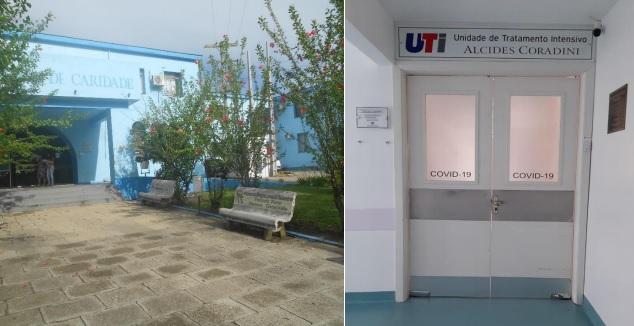 COVID-19 | UTI registrou dois óbitos de pacientes de outras cidades