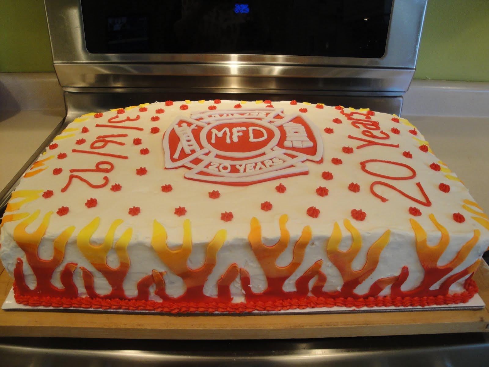 Pentecost Birthday Cake