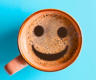 coffee gel beverage