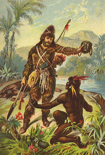 "robinson crusoe as the true prototype Robinson crusoe ""he is the true prototype of the british colonistthe whole anglo-saxon spirit is in crusoe: the manly independence, the unconscious cruelty, the persistence, the slow yet efficient intelligence, the."