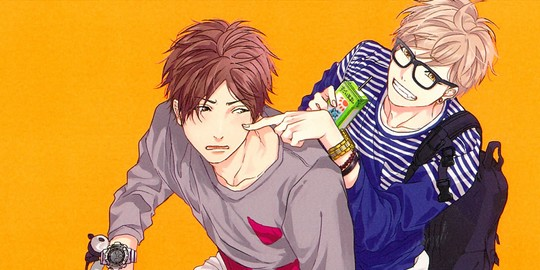 Critique Manga, Escape Journey, Manga, Ogeretsu Tanaka, Taifu, Taifu Comics, Yaoi,