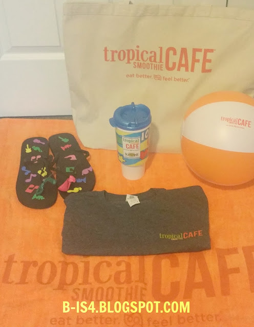 Tropical Smoothie Cafe, Camp Sunshine